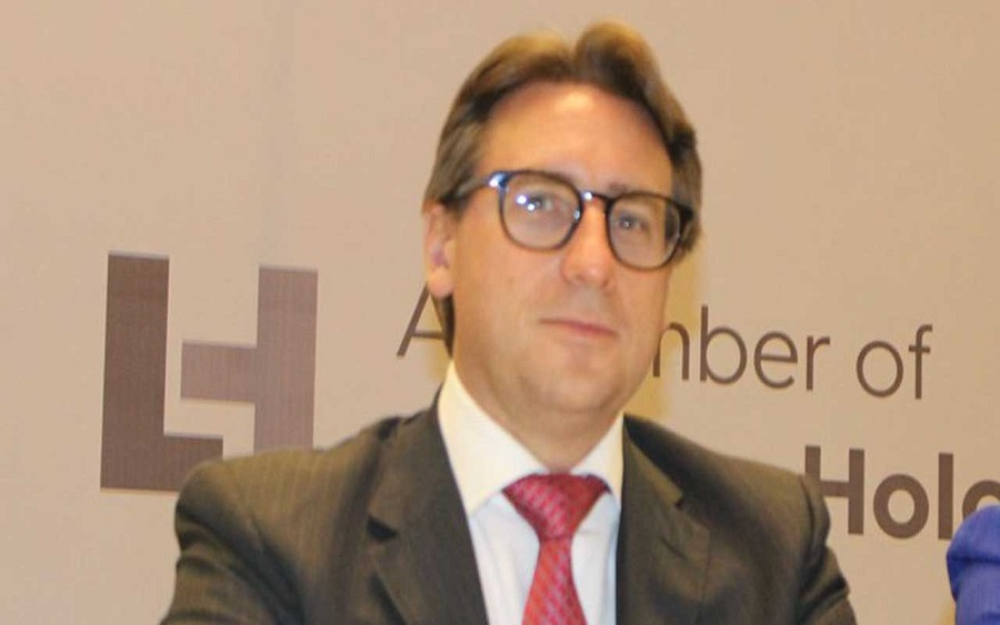 Bruno Bayet steps down as Lafarge Africa's Chief Financial Officer