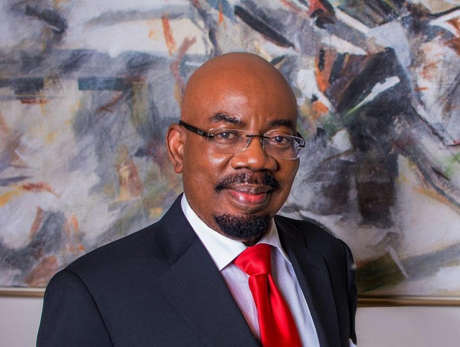 Jim Ovia Withdraws from the World Economic Forum