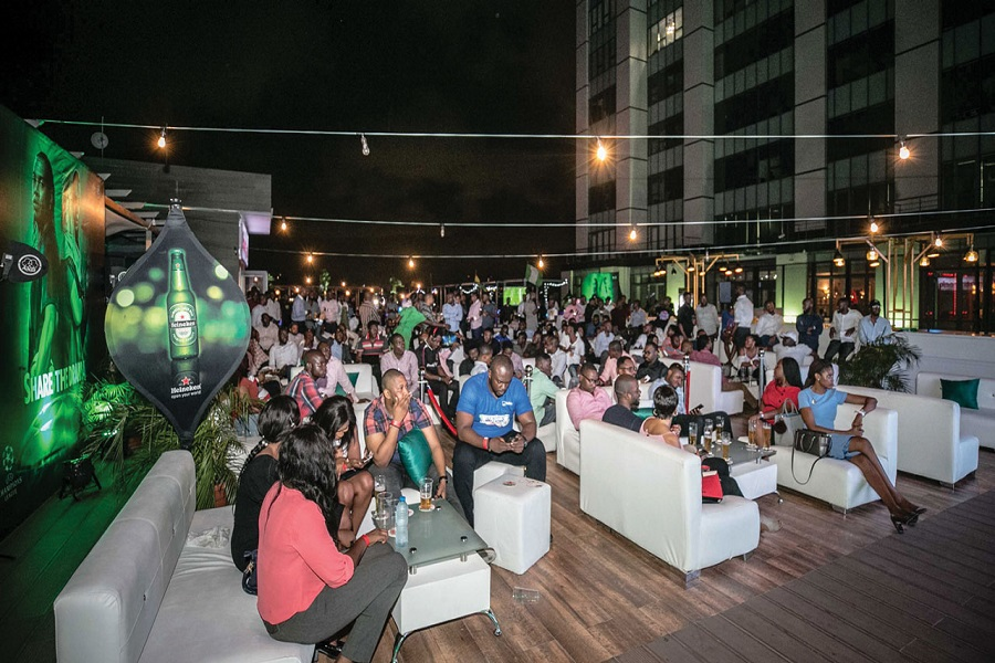 Nigerian Bars are killing the viewing centre business, further threatening MultiChoice