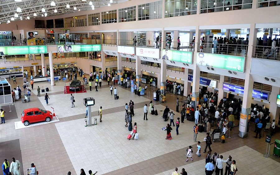 Lagos International Airport to get two terminals - FG