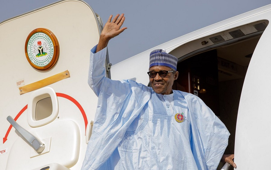 Buhari wants to upgrade presidential fleet with N1.5 billion