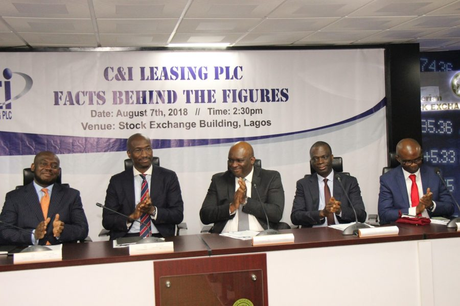 The NSE's best performing stock in 2019 was just struggling last year; what changed?, C&I Leasing assures investors of brighter 2020, SEC extends C&I Leasing N3.2 billion rights issue to Jan. 13