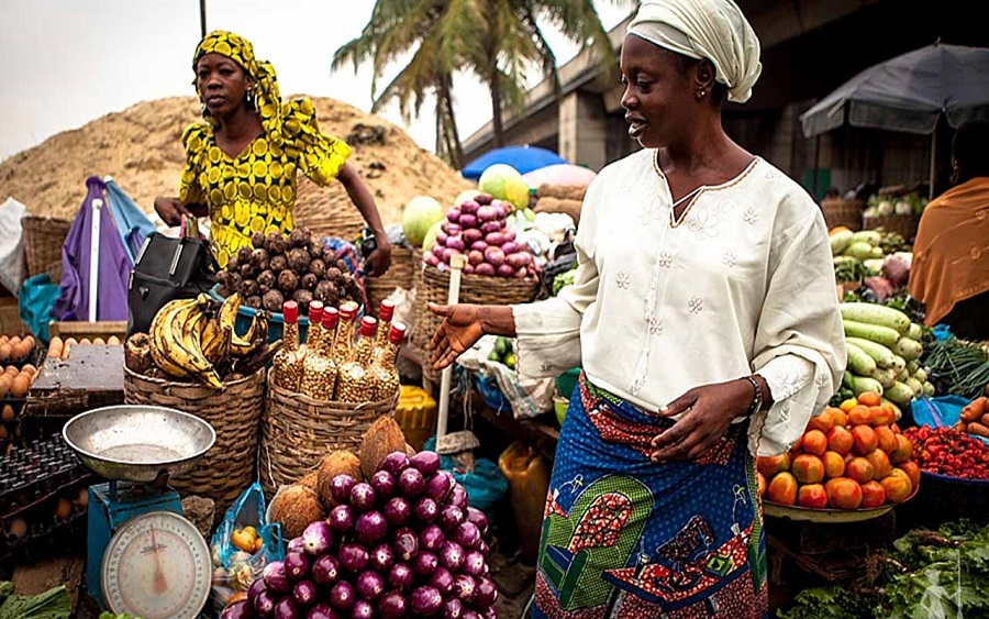 Nigerians spent N334.3 billion to import foodstuffs, tobacco, others in 6-months, Lagos state to shut down markets