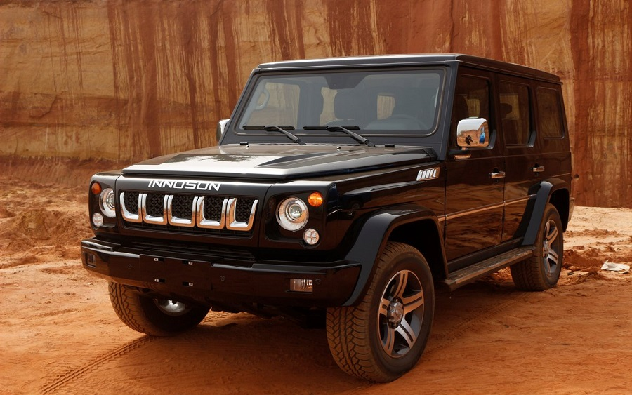 Mixed reactions trail Innoson's SUV, its replica design of Chinese vehicle