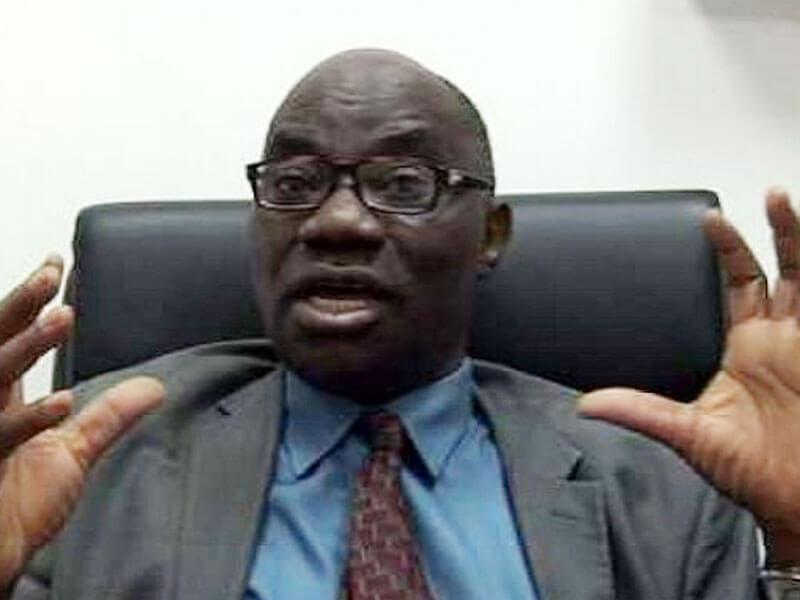 Chairman NERC/CEO, Prof. James Momoh