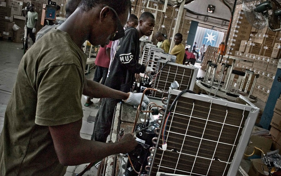 Nigeria's PMI edges higher in October, on increased local demand