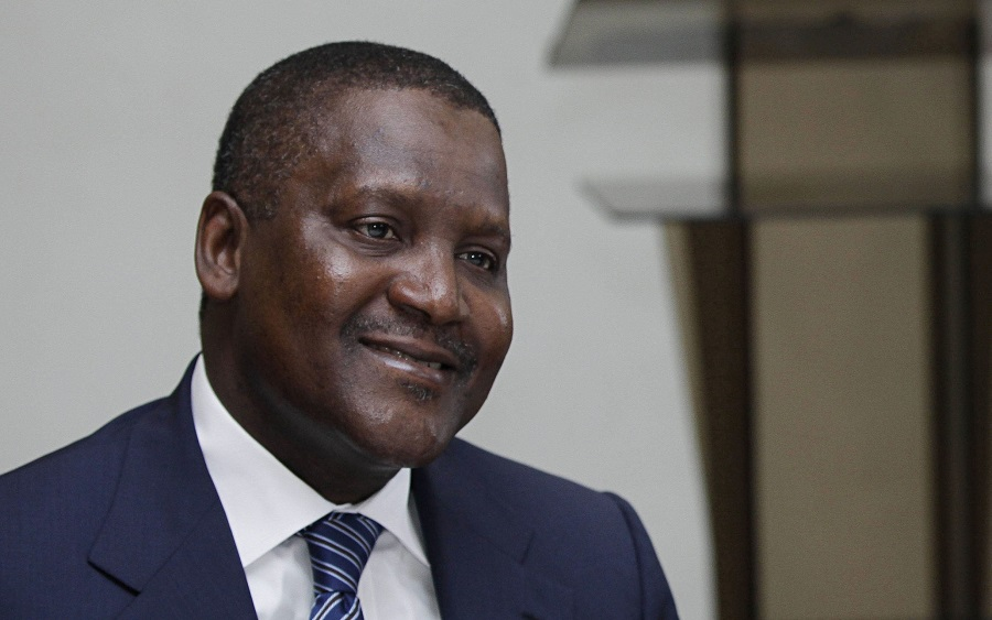Dangote Group goes to Togo, sets up fertiliser and cement factories, Dangote cement to leverage on Togolese market to boost revenue, Dangote set to push investments in agriculture , Coronavirus: Dangote pledges over N200 million donation to FG,Dangote Cement woos investors with N100 billion issue