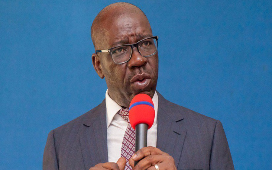 Oil theft gulped $1.35 billion in first six months - Obaseki