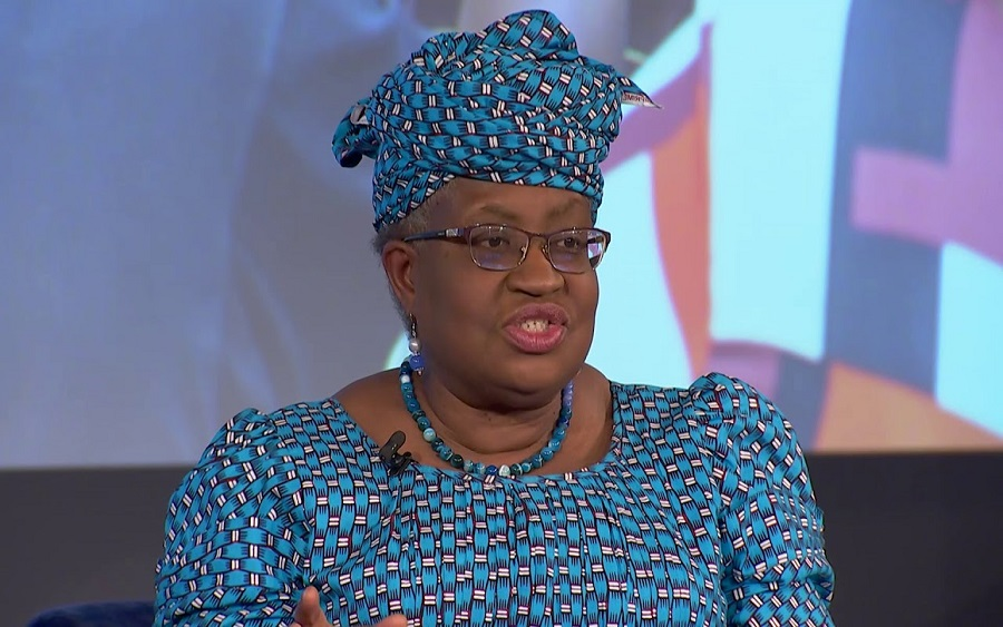 WTO, Okonjo-Iweala joins South Africa's presidential economic advisory council as nation struggles with recession, Dr. Okonjo-Iweala officially declared candidate with the largest and broadest support among members