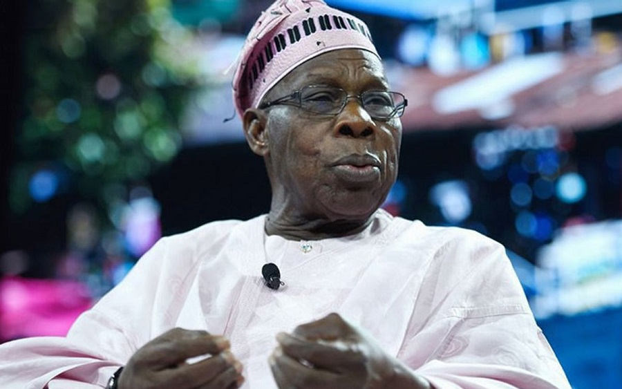 Obasanjo backs Buhari's border closure commitment , Nigeria debt profile: Bankruptcy looms, Obasanjo tells FG