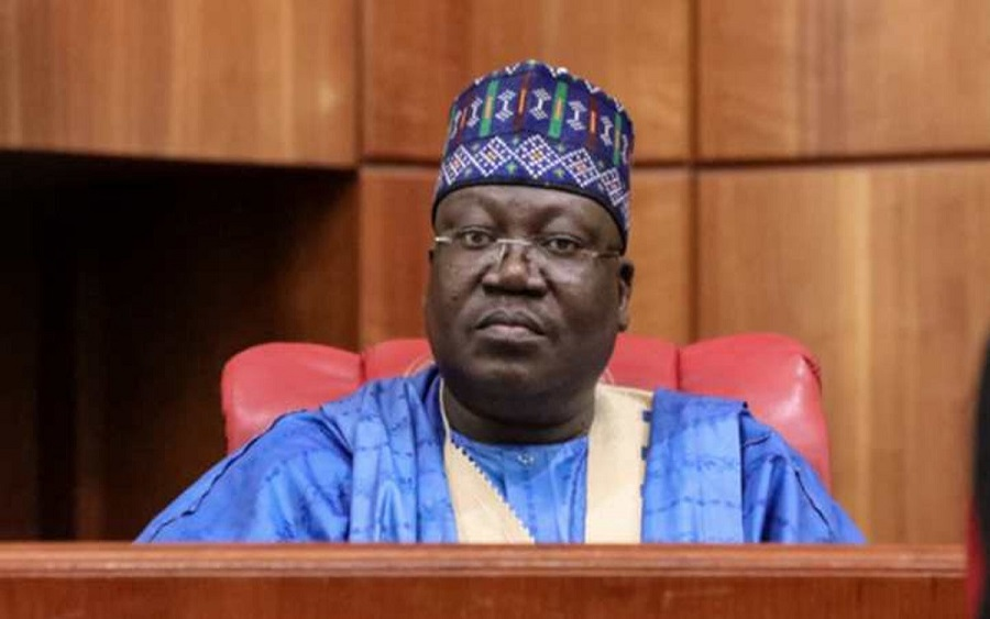 Senate president warns about dangers of youth unemployment, National Assembly to ensure youth empowerment schemes are realized - Lawan