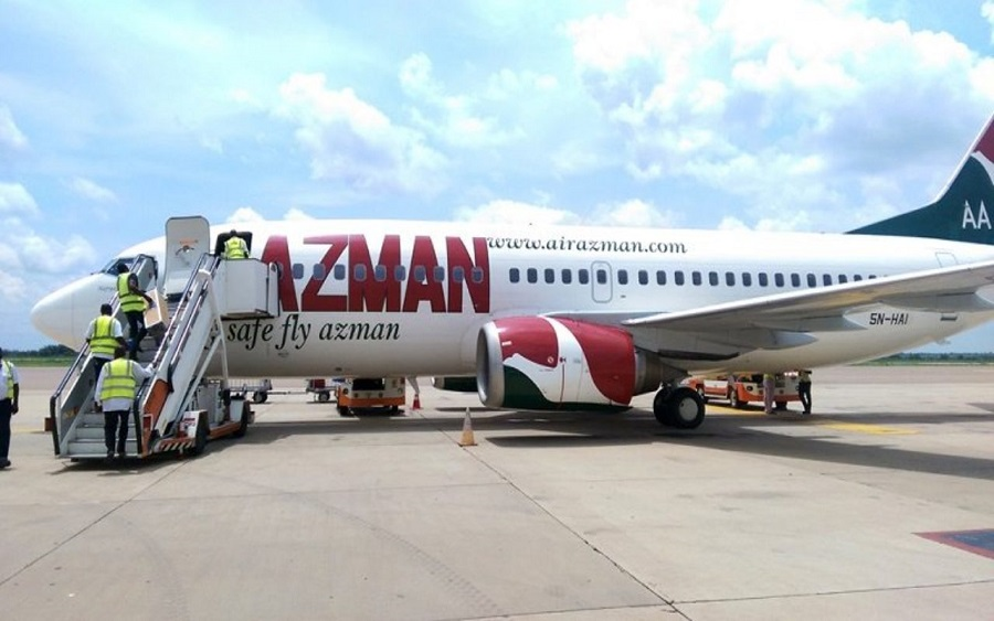 Azman Air expands route with acquisition of new Airbus A340-600 aircraft