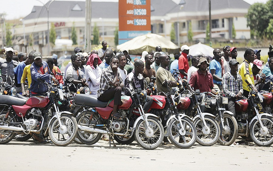 """Transport fare for motorcycle """"Okada"""" more than doubled in 2020, LagosStatebansGokada,ORide,MaxNG, others from 15 local governments"""