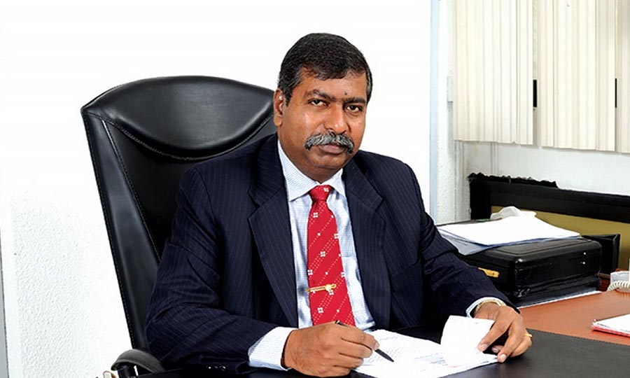 Devakumar Edwin, Executive Director Dangote Group