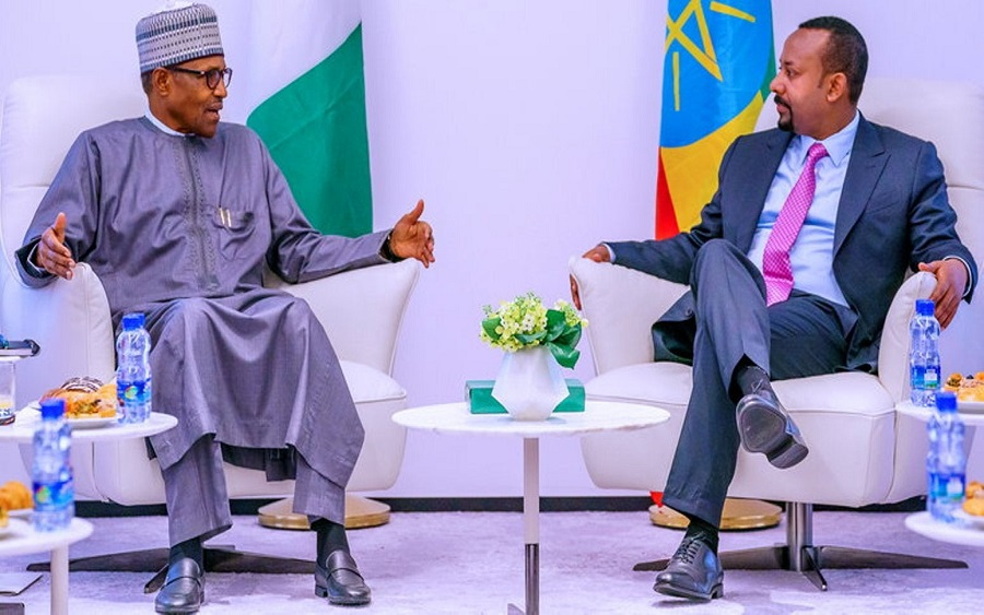 Nigeria and Ethiopia sign visa waiver agreement