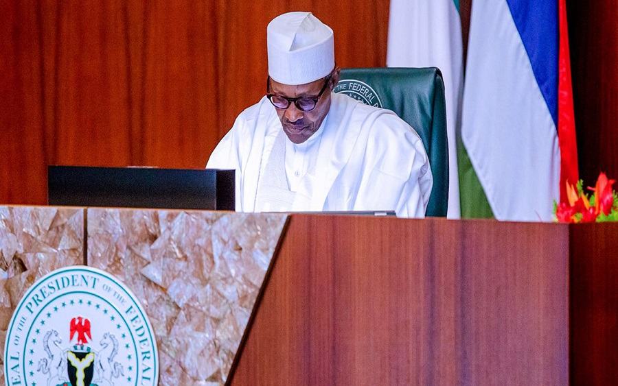 You are working for Nigeria, not for personal interests, Buhari warns MDAs, This is how much the Federal Government borrowed from Pension Funds in 2019, Increased productivity and higher employment rate required for inclusive growth - IFC , Of visions, plan and budget,FG to review petrol price in April, President Buhari holds National Security Council Meeting with IGP, Defence Minister, VP, and others, President Buhari issues stern warning to hoodlums in his state of the Nation address to Nigerians