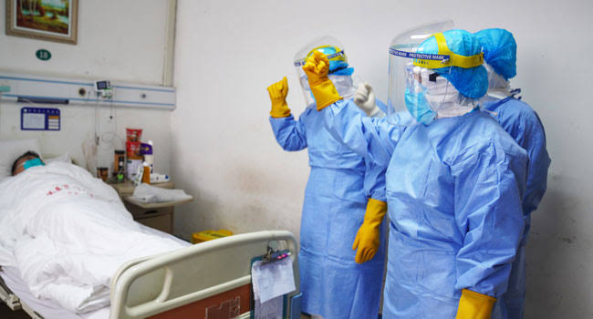 Coronavirus: Egypt confirms first case in Africa