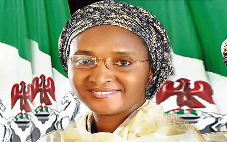 Zainab Ahmed, Pres. Buhari to review Finance Bill, tax reform yearly to finance budget