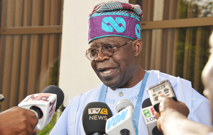 Tinubu denies advising Buhari to print new naira notes