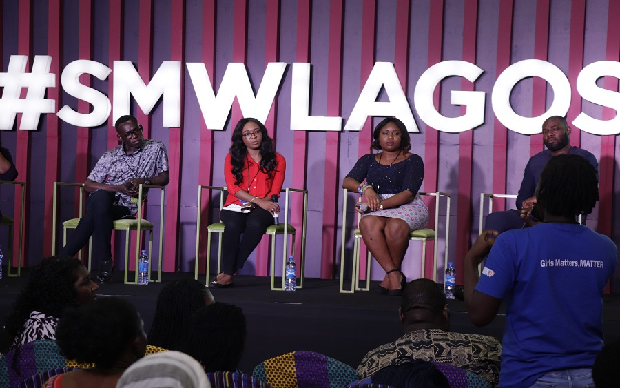 BBC hosts female participation panel at Social Media Week Lagos