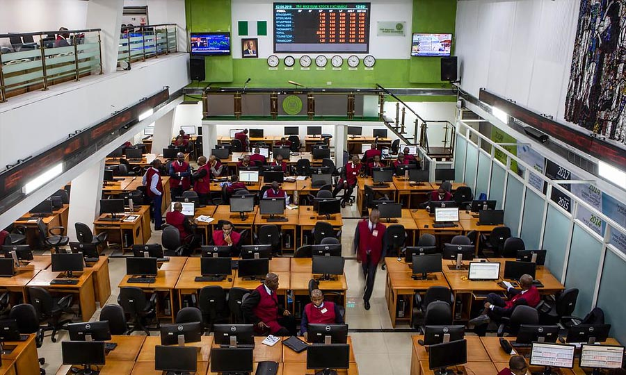 Nigerian stock exchange (NSE), Making the best out of the Nigerian Stock Market during COVID-19 , Dangote, Tier-1 banks lead the bulls to close Nigerian stock market green