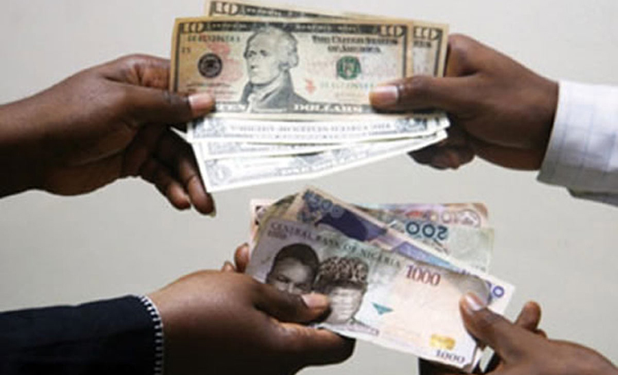 Naira Hits N509 To 1 At Forwards