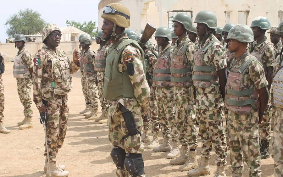 COVID-19: Nigerian Military to recall retired medical personnel