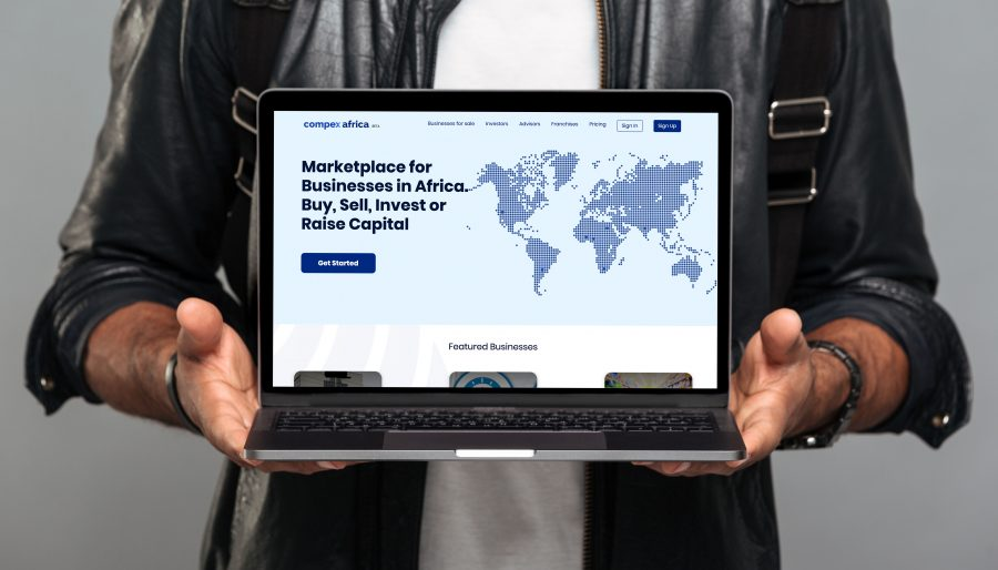 Compex Africa: Unveiling Africa's first online marketplace for business