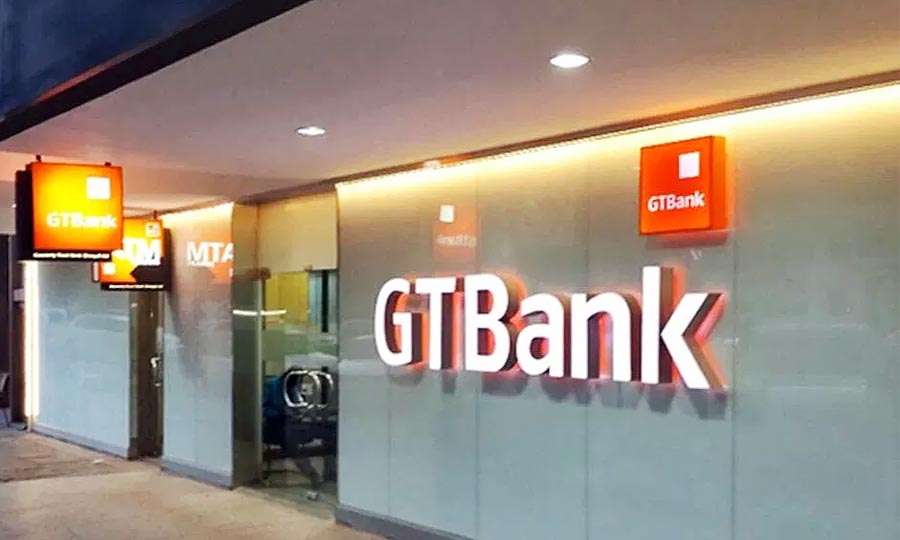 GTBank declares dividend payment for FY 2019