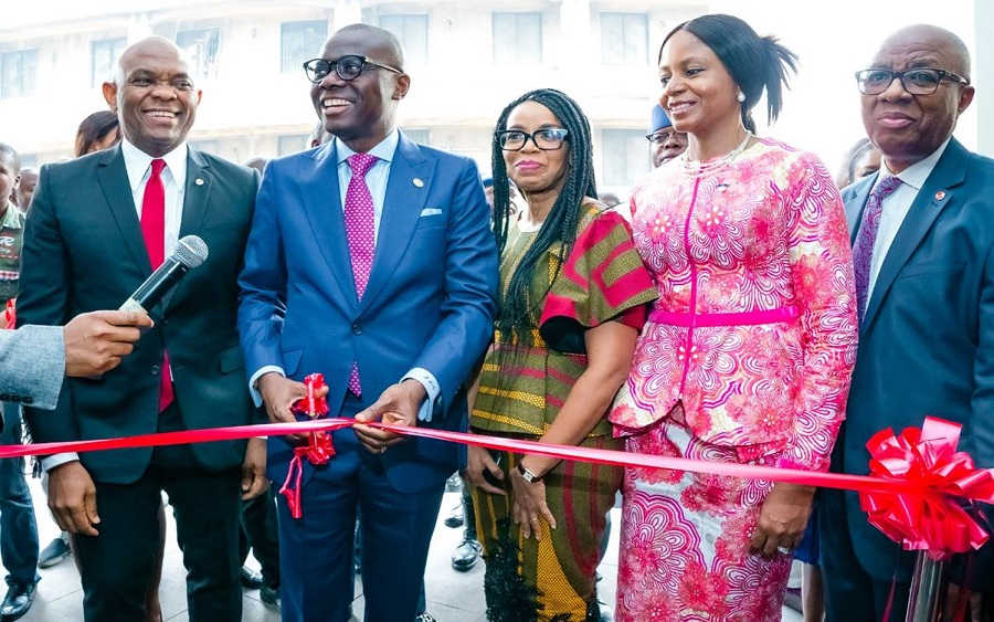 Governor Sanwo-Olu Praises Afriland's Investment in Infrastructure