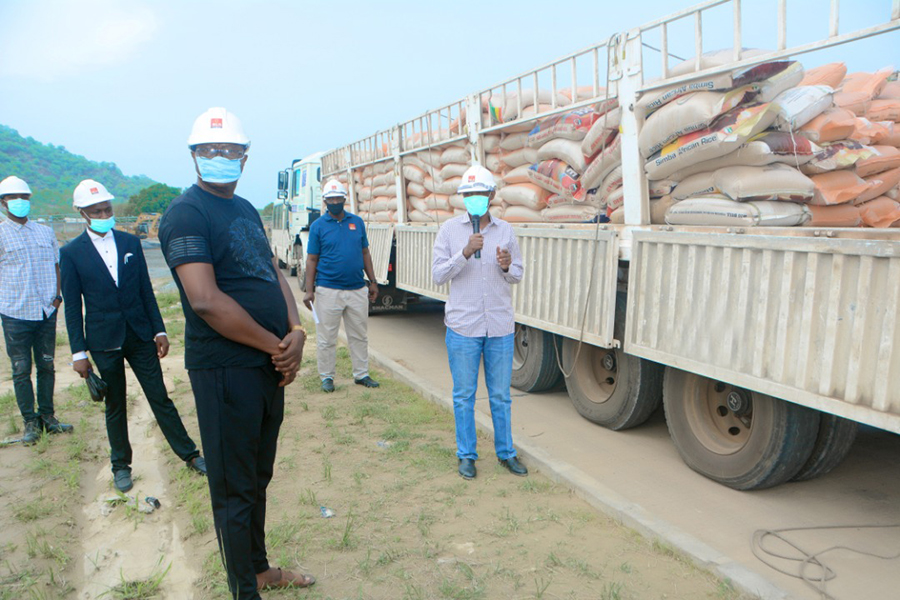 BUA Cement gives succour to host communities in Edo