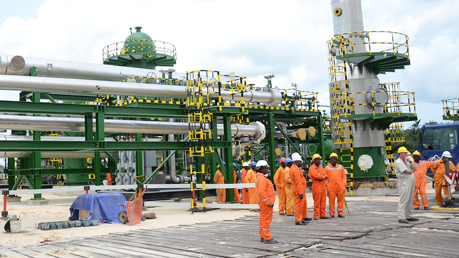 NNPC reports explosion at OML 40 facility