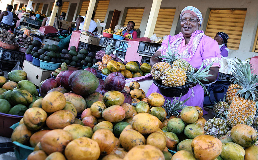 """Post COVID-19 and Africa's informal sector: Africa and Nigeria """"The new normal"""""""