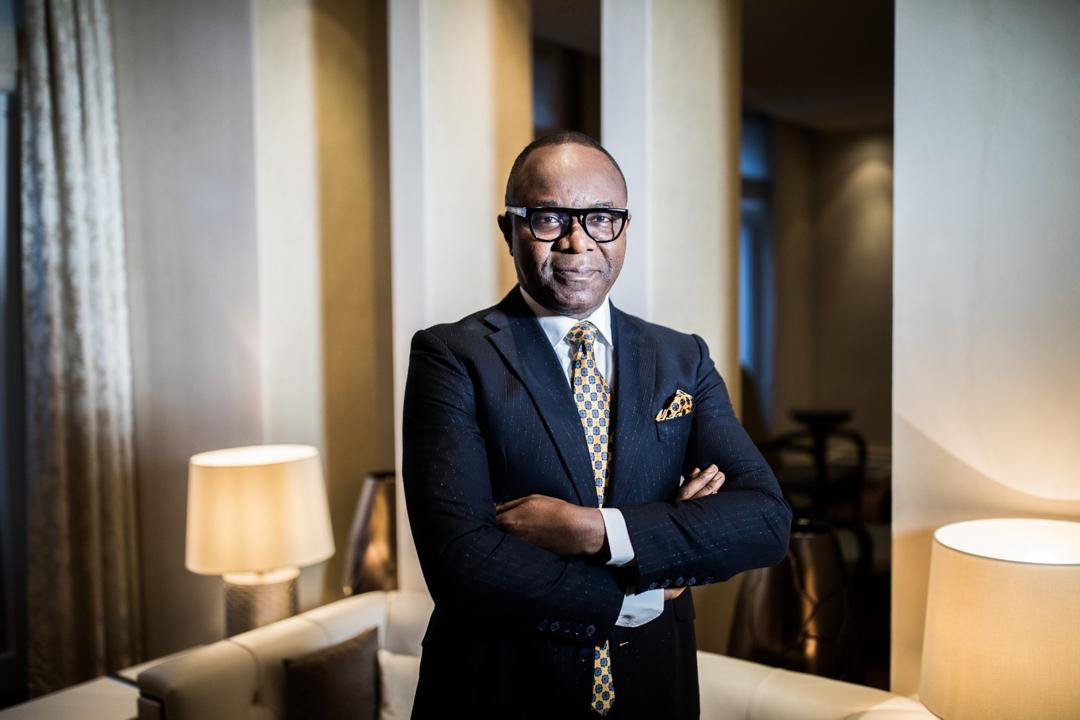 Ibe Kachikwu, former Minister of State for petroleum