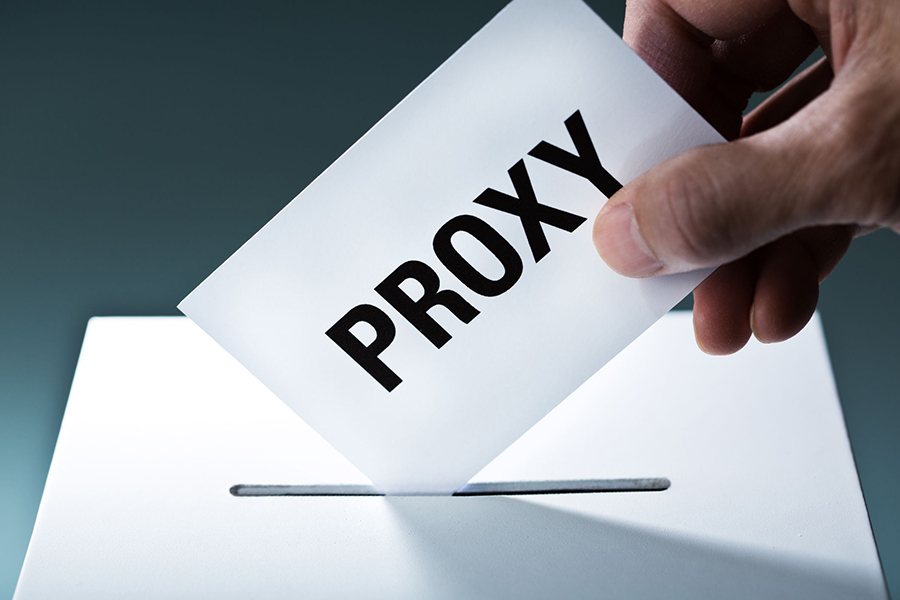 Proxy Voting: Making Your Voice Heard Inspite of COVID 19