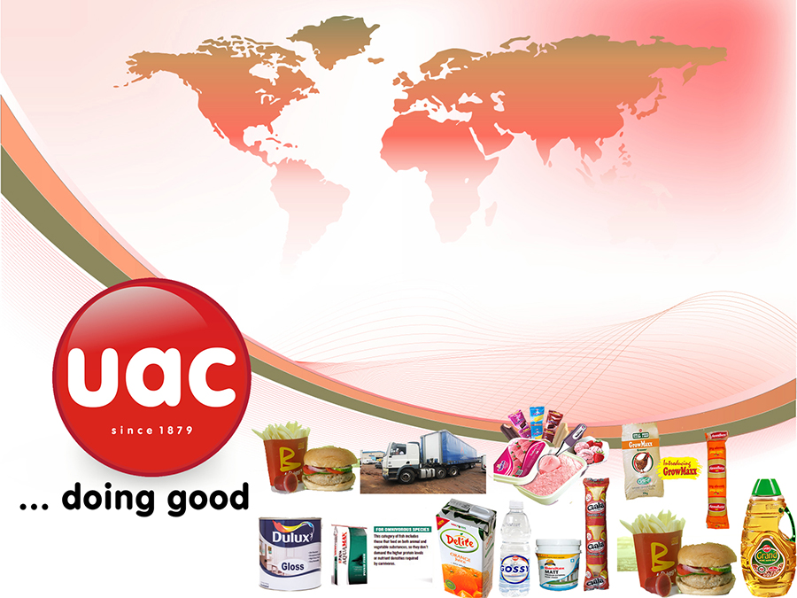 CONSUMERS|UACN: Weak operating performance, UAC of Nigeria Plc. Announces Annual General Meeting, UACN of Nigeria Plc records 10.49% increase in 2020 Q3 revenues