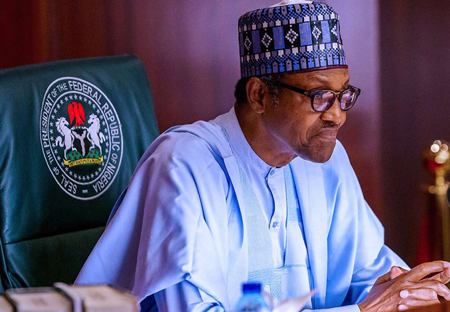 President Muhammadu Buhari to address Nigerians on Monday, receives update and recommendations from PTF