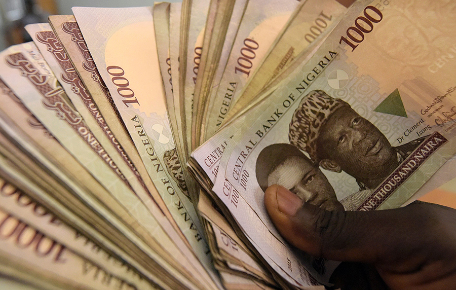black market, Having so much naira wealth does not guarantee you getting dollars