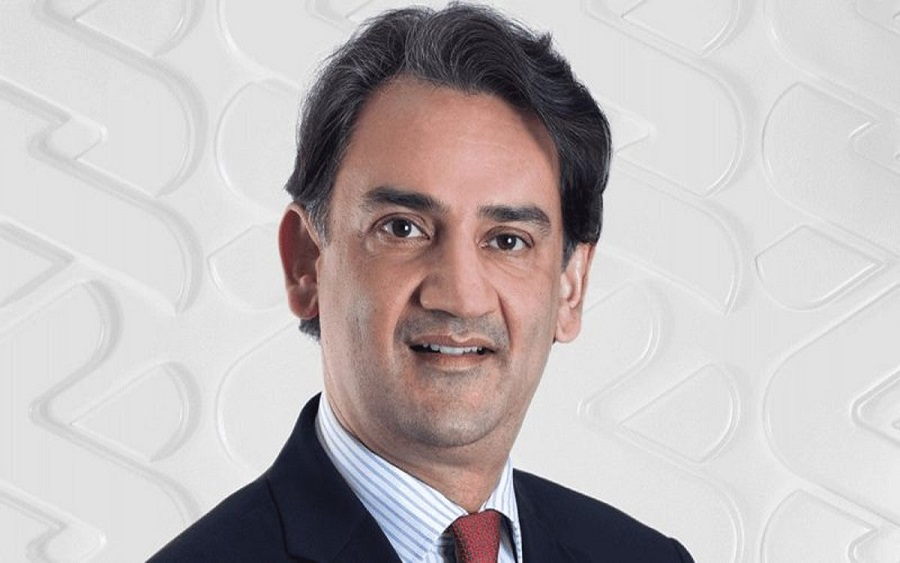 Abbass Husain, Regional head of Standard Chartered bank for the Middle East and Africa