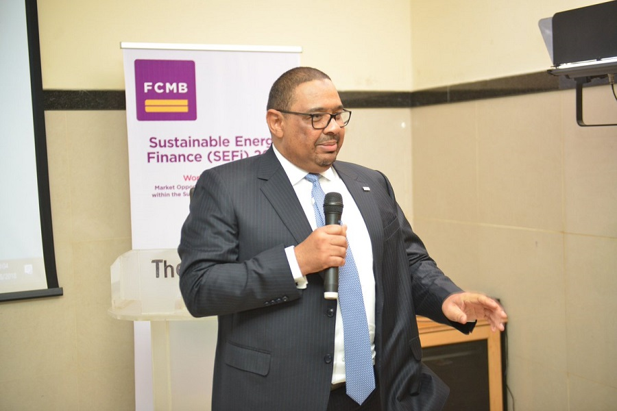 FCMB MD, Adam Nuru embarks on voluntary leave over allegations of unethical conduct
