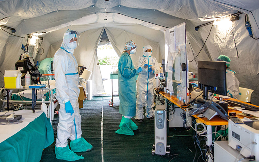 Africa Seeking Extra $44 Billion To Deal With Covid-19 Pandemic