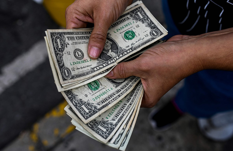 Possibilities of a second wave of COVID-19 infections Limits U.S dollar gains