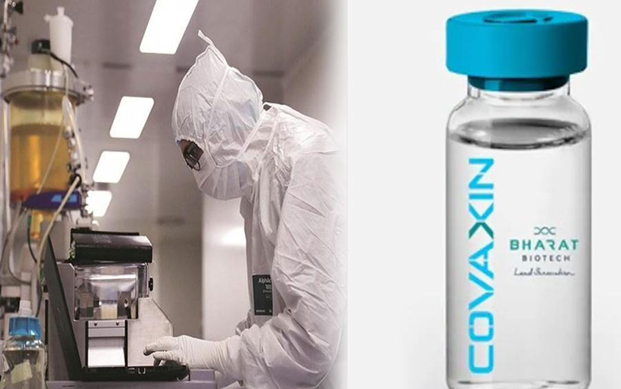 Covaxin; COVID-19 Vaccine Candidate Cleared for Human Trials