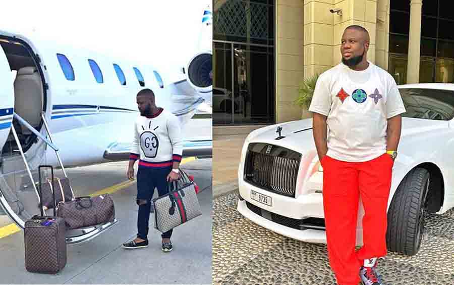 Hushpuppi obtained our citizenship through marriage not investment- St Kitts and Nevis