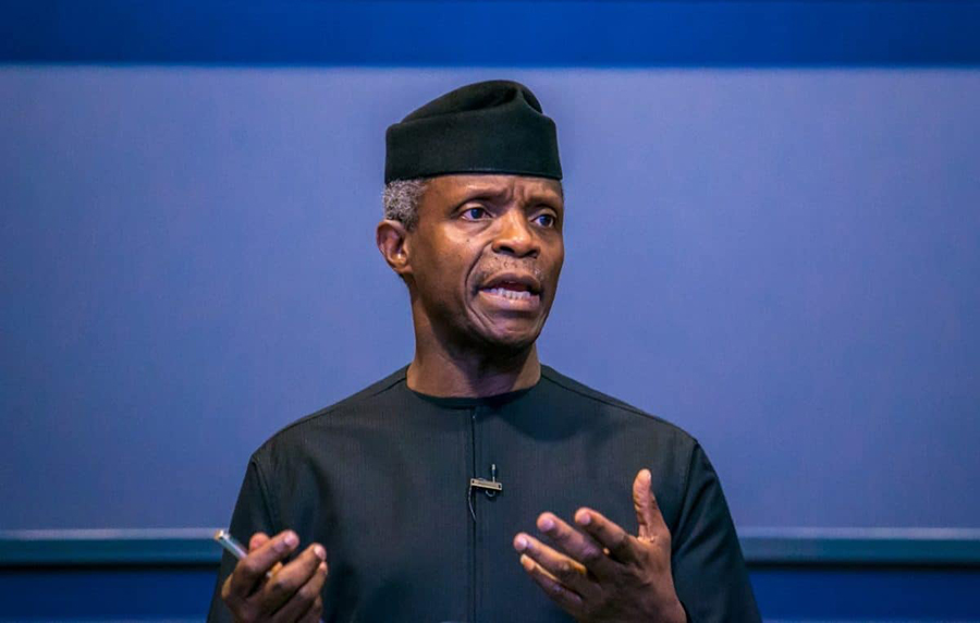 Nigeria will not issue Eurobonds, says Vice President Yemi Osinbajo, FG guarantees mortgage loan to low income buyers at low interest rate, FG inaugurates gold refinery project in a landmark event