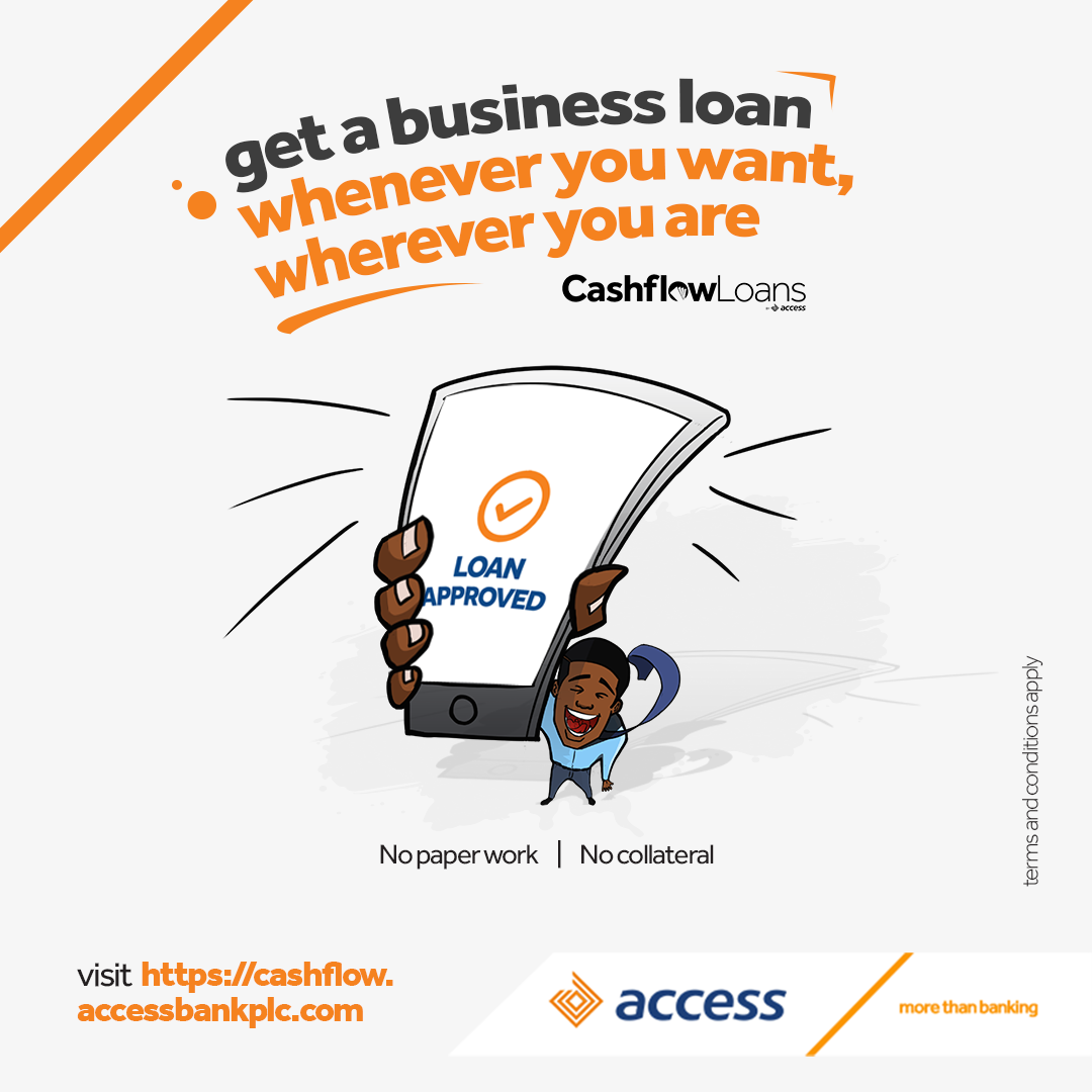 SMEs can now accessAccessBankloans from home