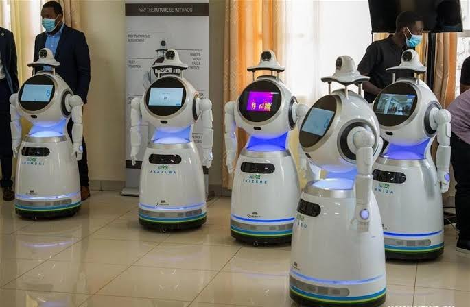 FG acquires profiling robots at airport