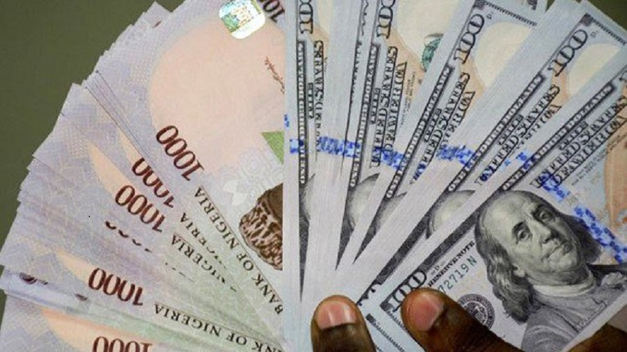 Dollar, Exchange rate, FOREX, NAFEX market turnover drop by 59%, Naira crashes to N470/$1 as currency uncertainty worsens