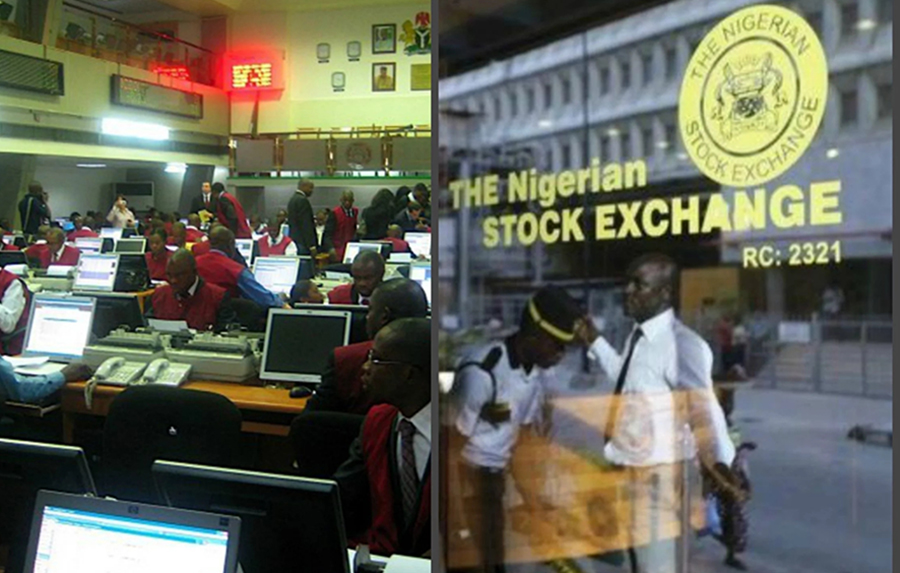 Nigerian Stock Investors lose N55.17 billion, as Zenith, GTBank and MTN finish lower