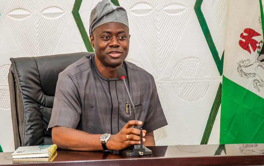 #EndSARS: State Governors should have necessary powers to control the Police Force - Seyi Makinde, Seyi Makinde Proposes N3 Billion plan for water supply